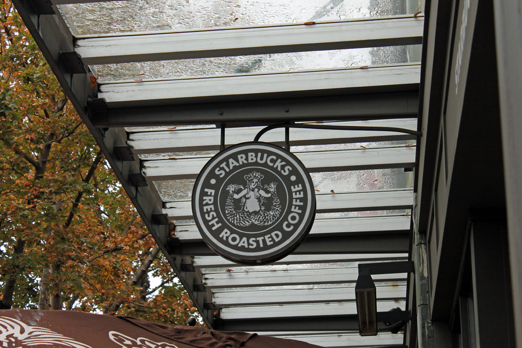 Starbucks Pike Place Market Seattle