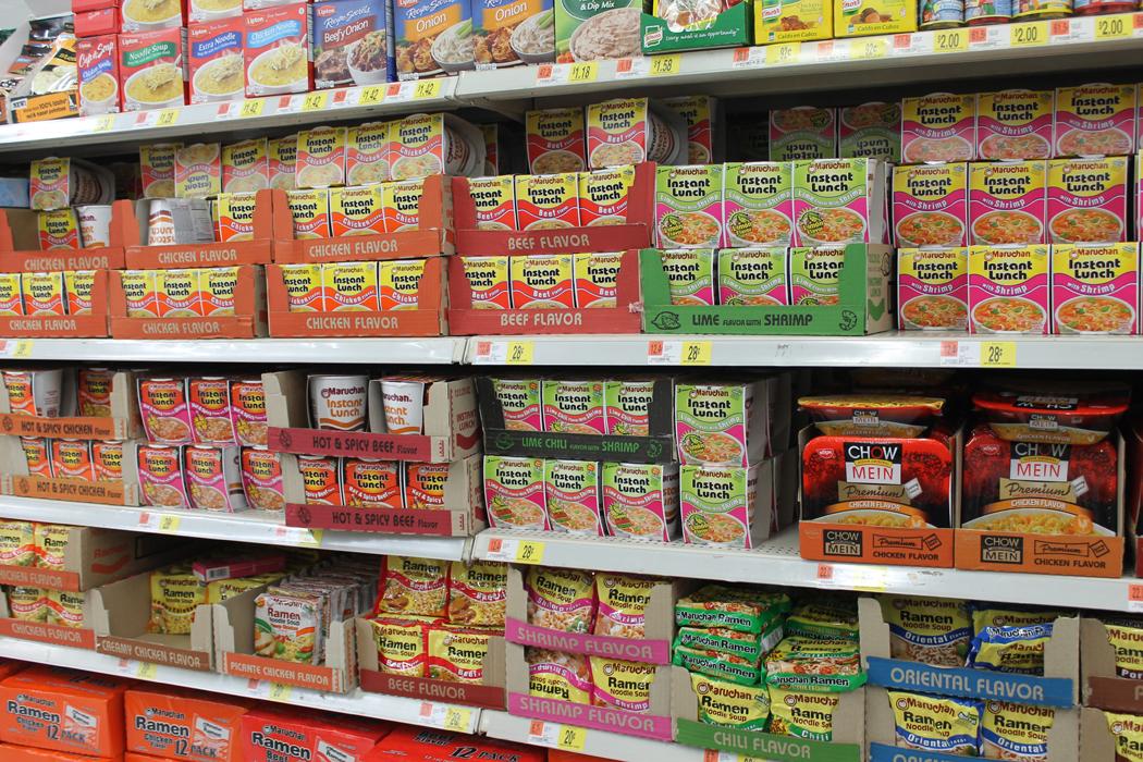 Instant Noodles Walmart