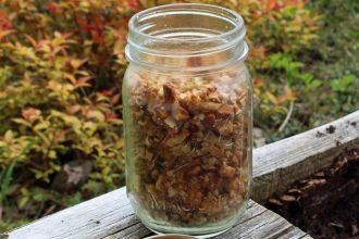 Buchweizen Granola Apfel-Zimt1