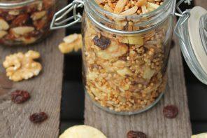 Quinoa Granola und glutenfreies Granola S.56