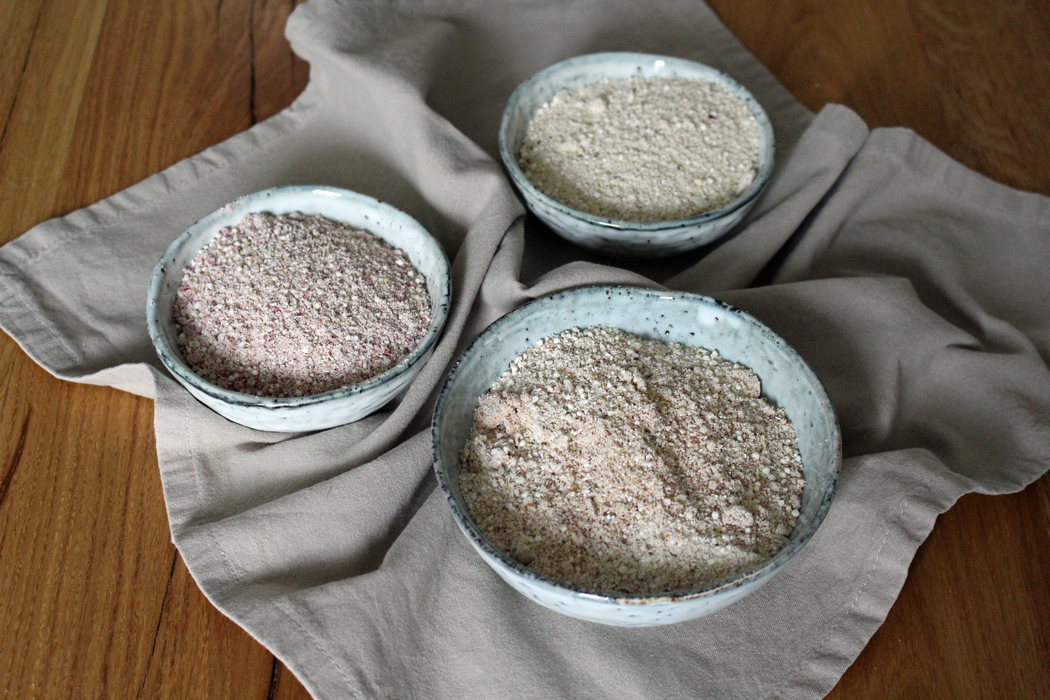 Rezept Instant Porridge Oatmeal Mango Maca