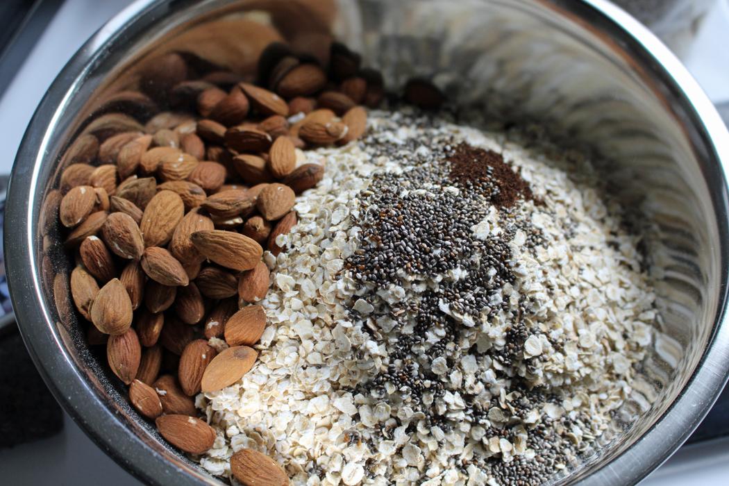 Rezept Instant Porridge Oatmeal1