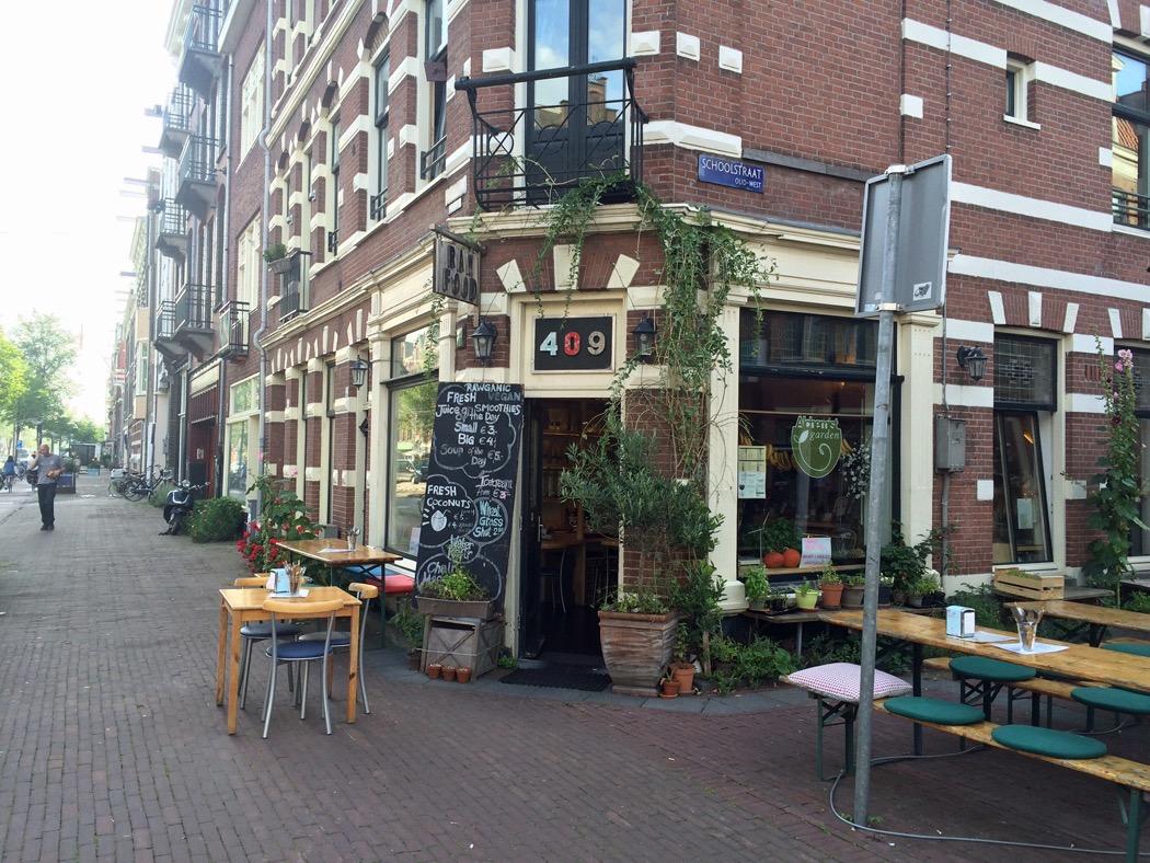 Amsterdam Alchemist Garden 1