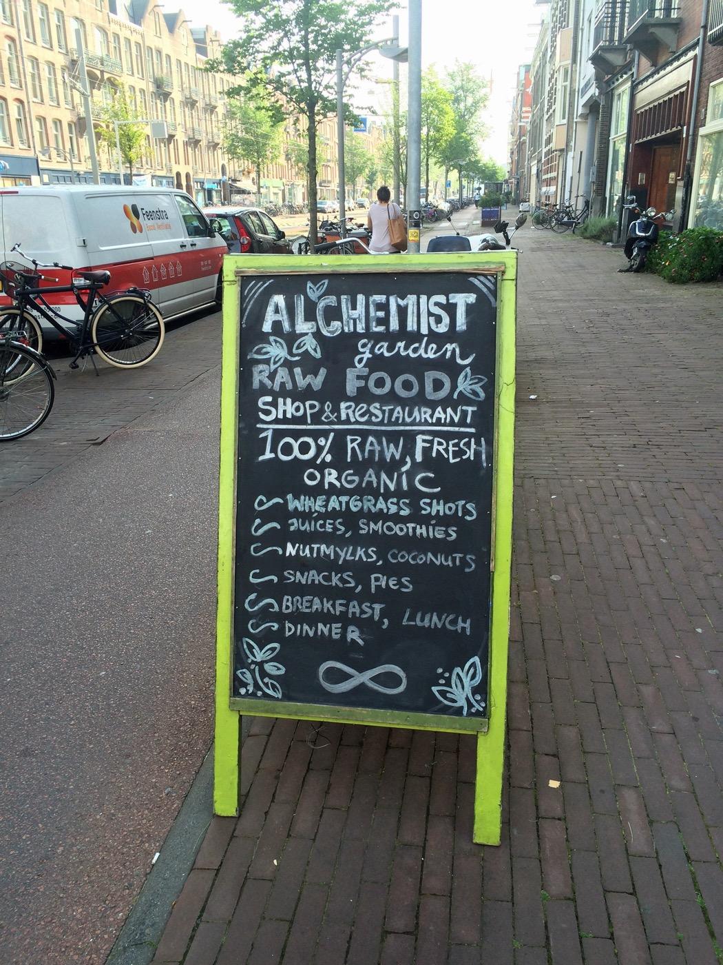Amsterdam Alchemist Garden 2