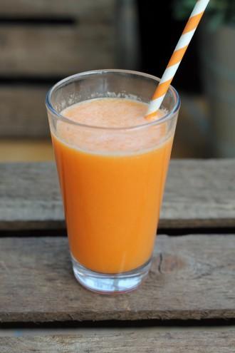 Saftpressen Saft orange