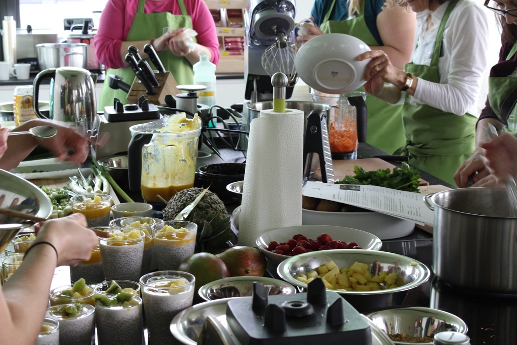 Clean Eating Basics Workshop Chefkoch20