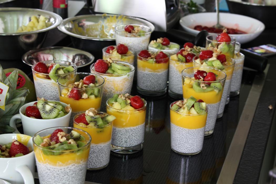 Clean Eating Basics Workshop Chefkoch22