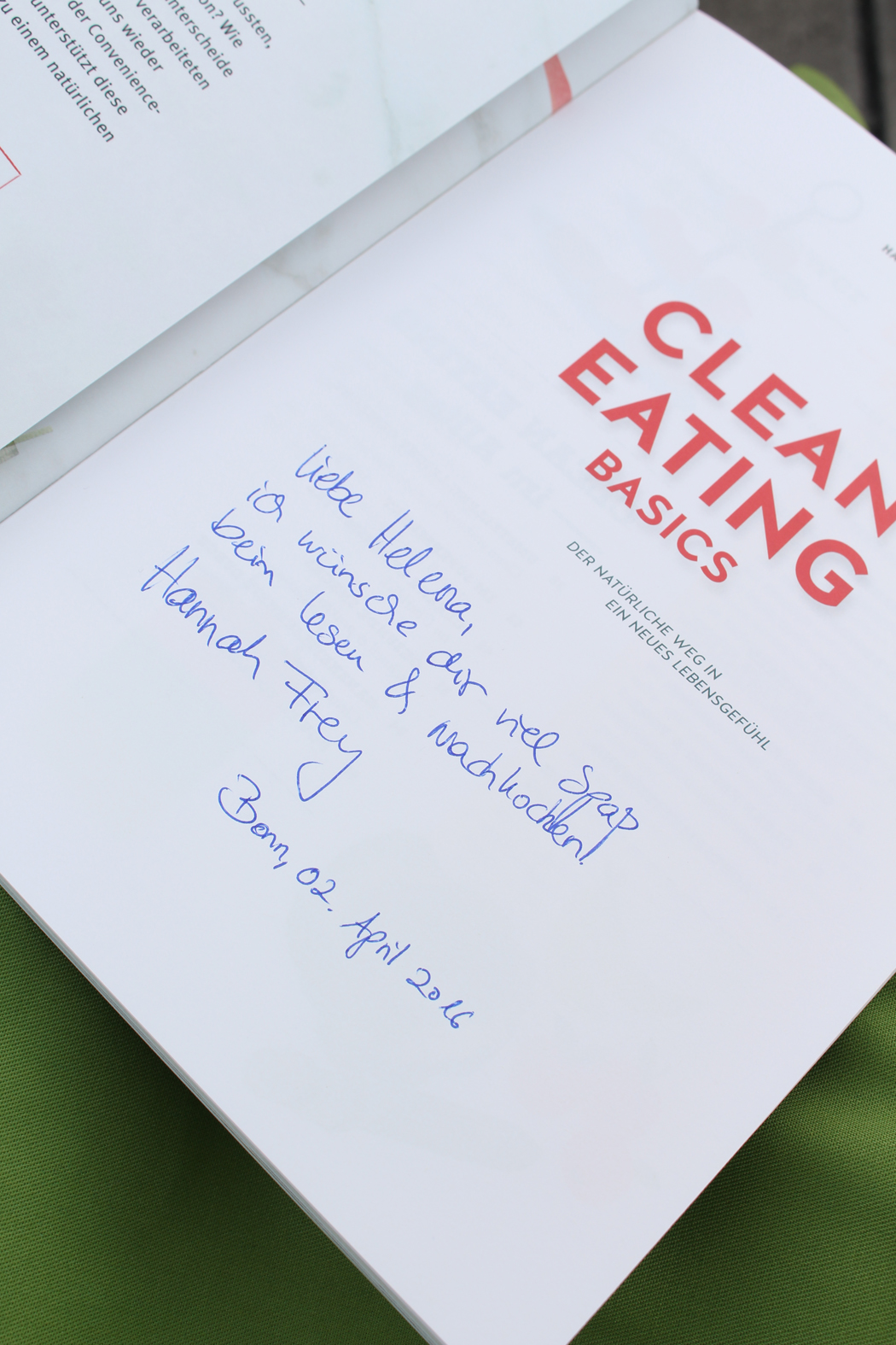 Clean Eating Basics Workshop Chefkoch29