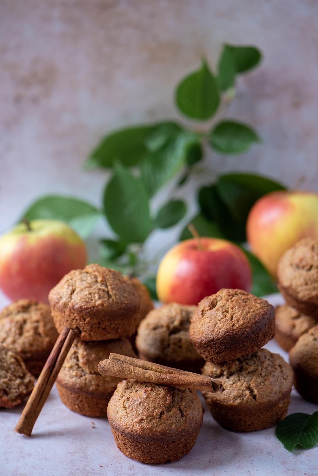 Grundrezept für fruchtige Vollkorn Muffins04