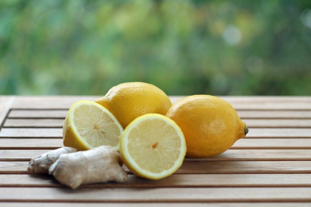 Ingwer Zitronen Tee2 1