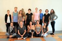 Teil 1 meiner +300h Yogalehrer-Ausbildung - Yoga & Business