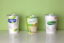 Sojajoghurt im Vergleich: Alpro, Provamel und Sojade