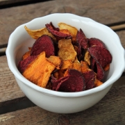 Healthy Snacks: Make Your Own Veggie Chips
