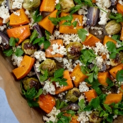 Recipe: Roasted Winter Vegetables