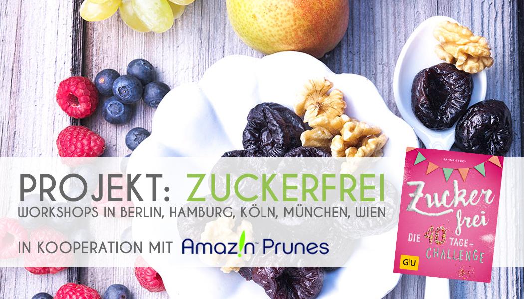 Banner Blog Zuckerfrei