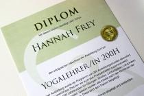 Rückblick meiner 200h Ausbildung zur Yoga-Lehrerin und wie es weiter geht