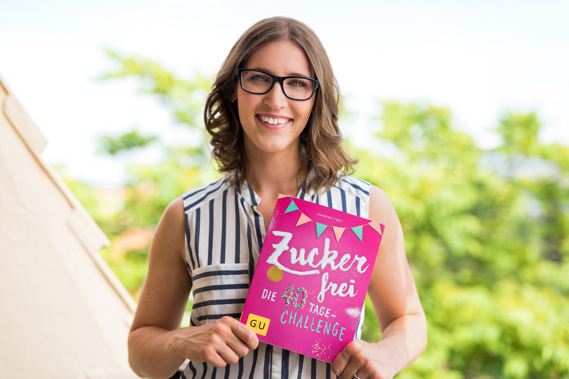 Hannah Frey Zuckerfrei