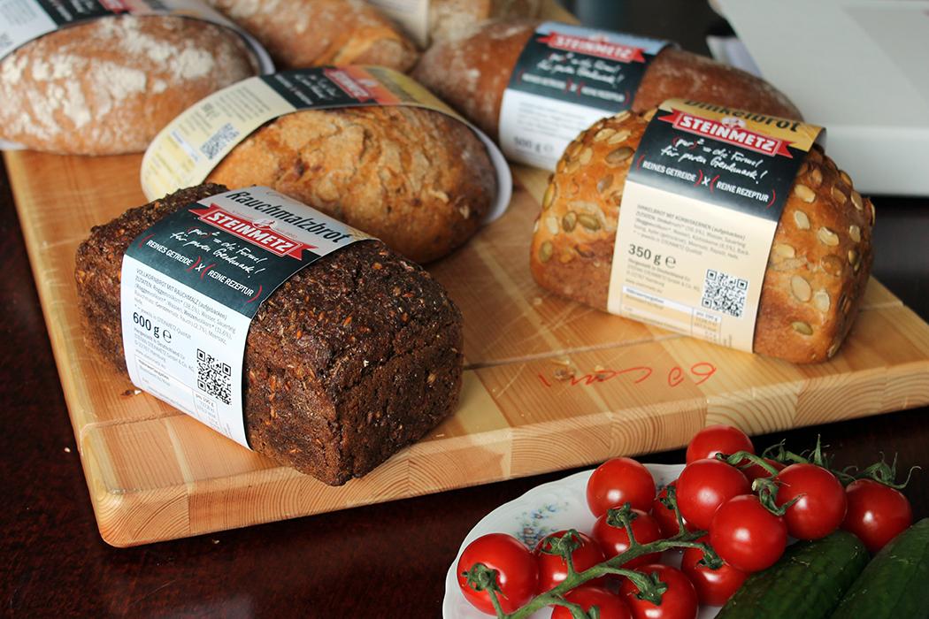 Steinmetz Brot 2