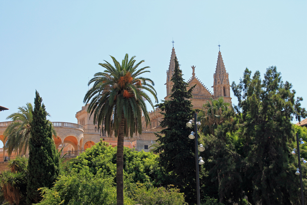Kathedrale Palma de Mallorca1