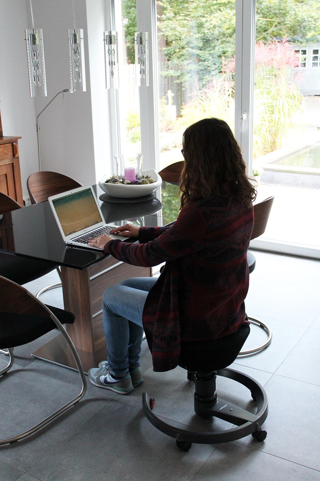 Tipps Zum Gesunden Sitzen Im Buro Swopper Projekt