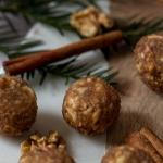 Gesunde Snacks: Weihnachtliche Energy Balls