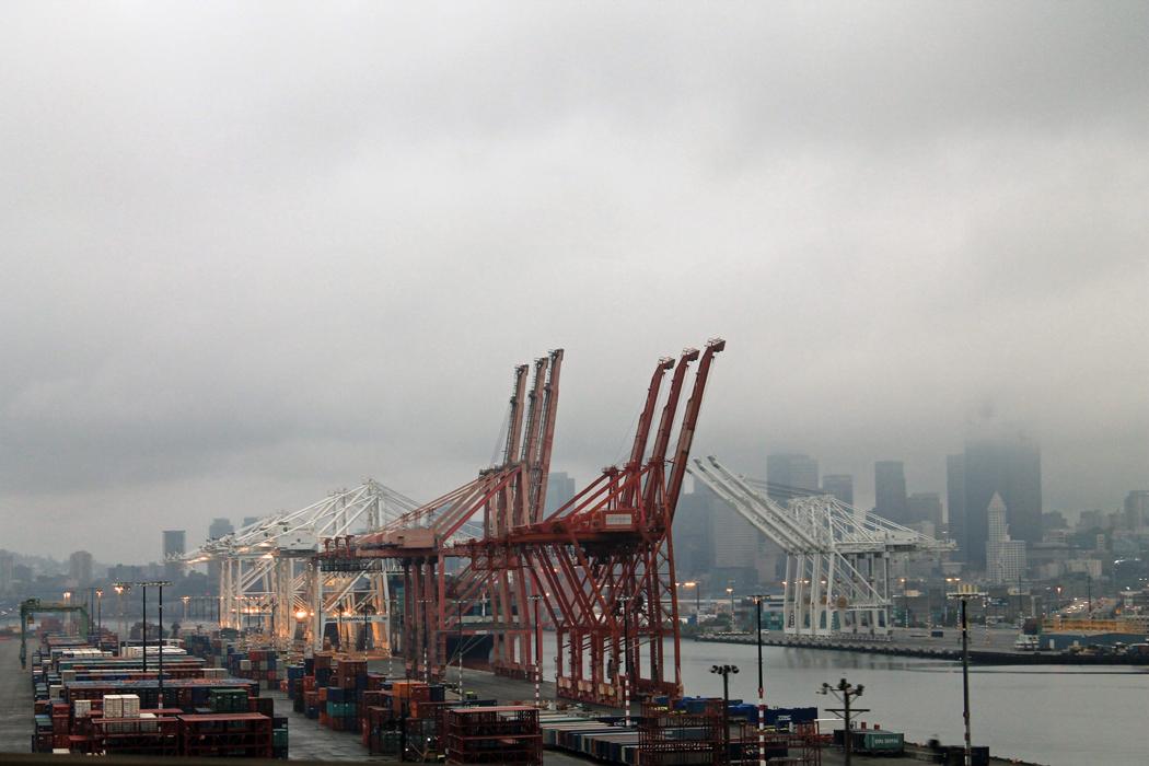 Seattle Harbour