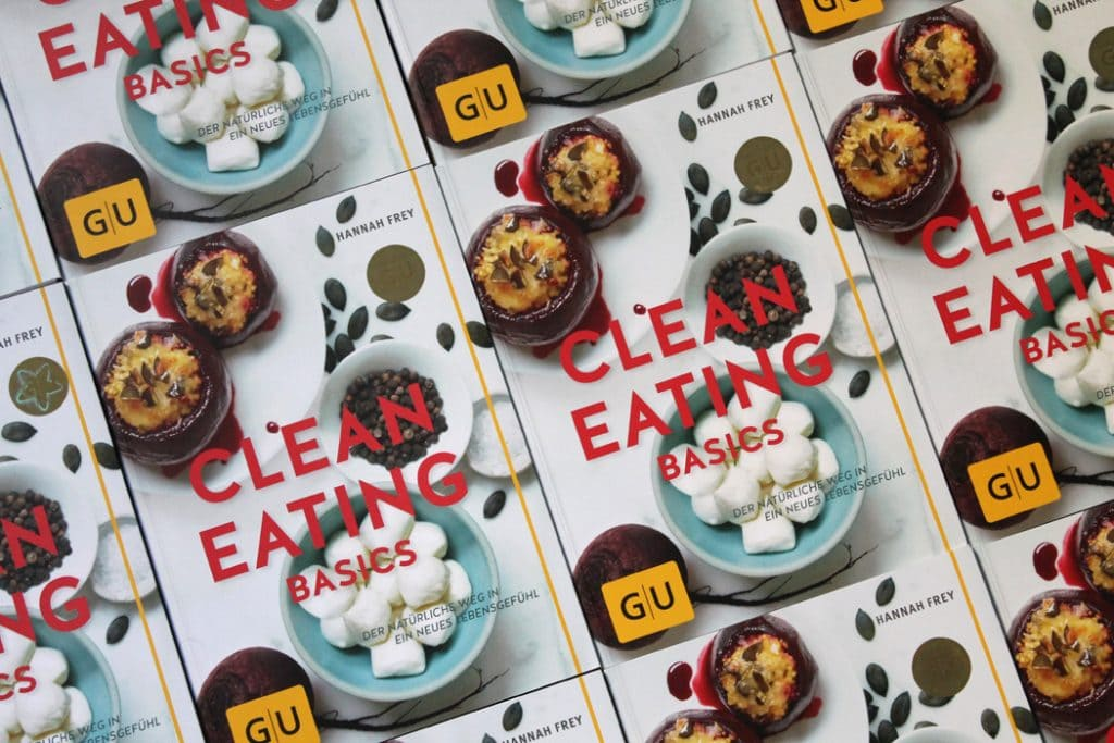 Clean Eating Basics Buecher