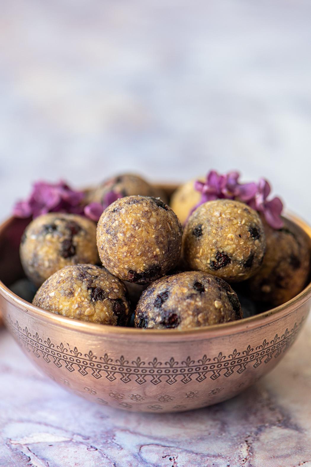 Energy Balls Blaubeer Muffin01