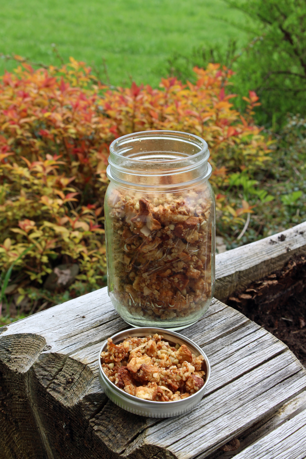 Recipe: Apple Cinnamon Buckwheat Granola (Gluten- and Sugar-Free)