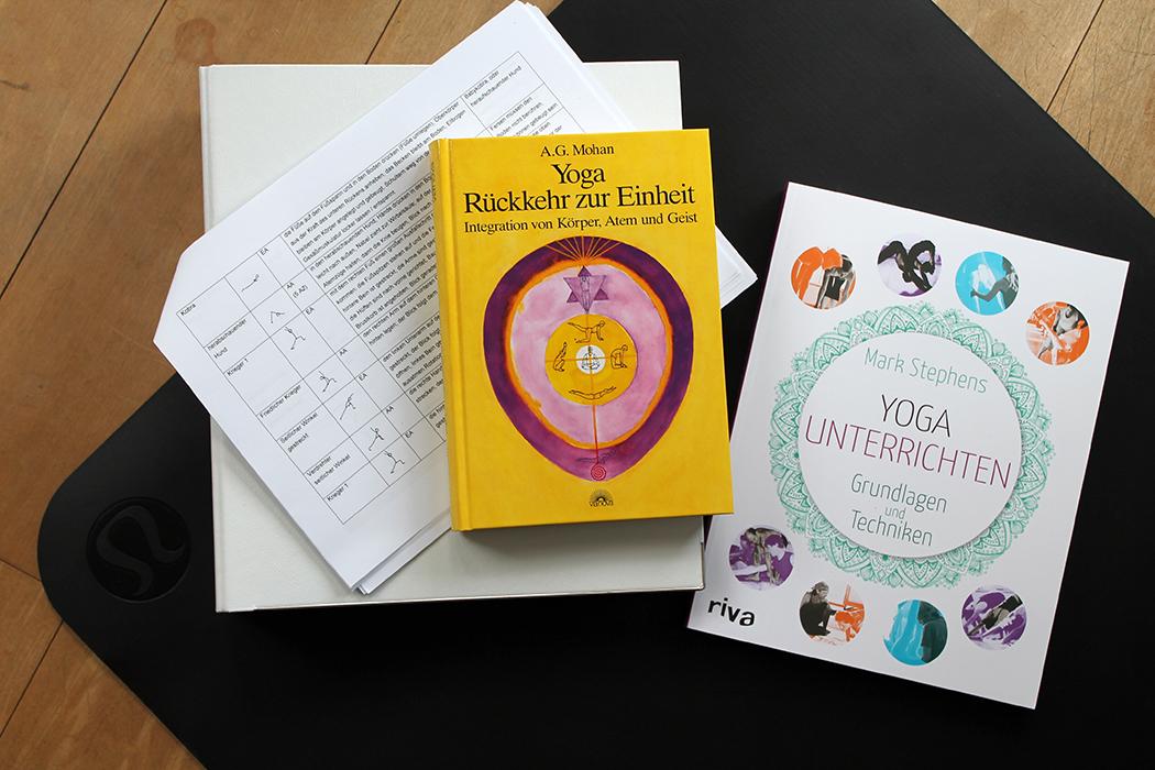 Yoga Ausbildung Vinyasa Krama