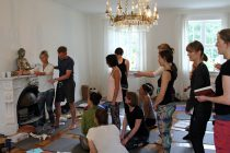 Teil 4 meiner +300h Yogalehrer-Ausbildung – Alignment & Anatomie