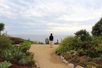 Besuch im Meditationsgarten in Encinitas (San Diego, Kalifornien)