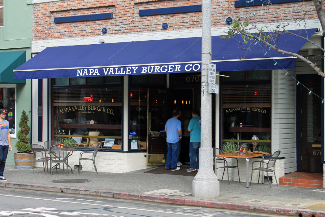 San Francisco Napa Valley Burger1