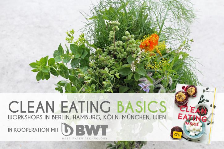 Clean Eating Basics Workshop
