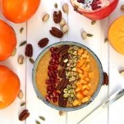 Recipe: Persimmon Breakfast Bowl