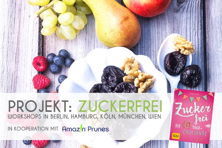Projekt Zuckerfrei Workshop