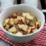 Gesund durch die Weihnachtszeit: 7 Tipps und ein leckeres Apfel-Porridge-Rezept!