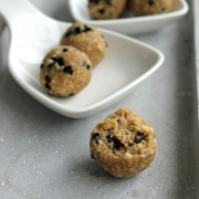 Recipe: Blueberry Muffin Energy Balls