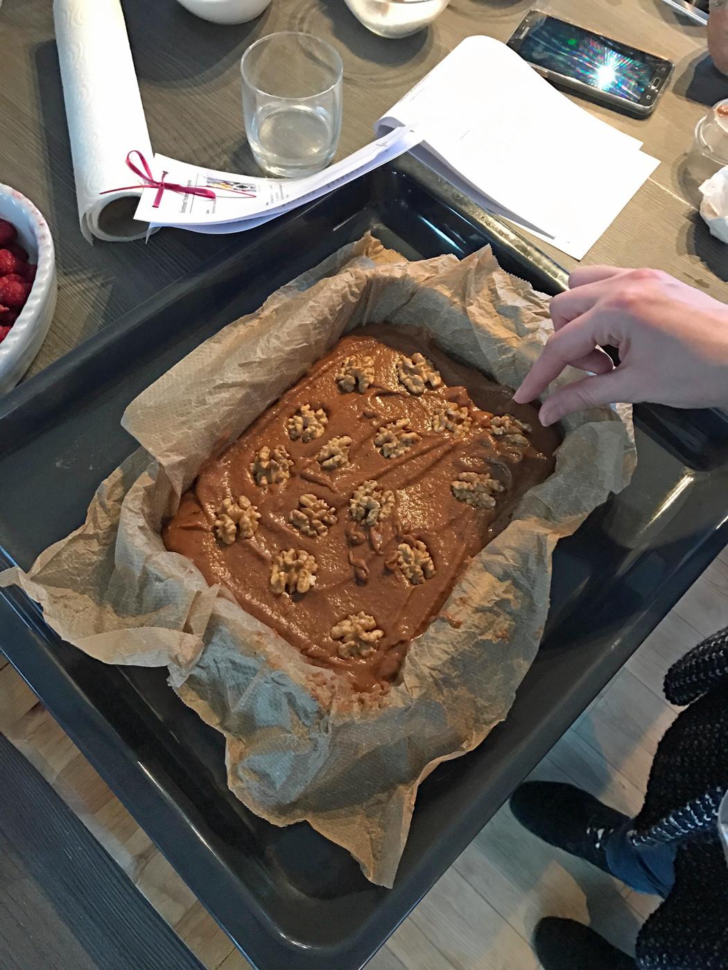 Rezept: Süßkartoffel-Brownies und Blogger-Workshops mit den ...