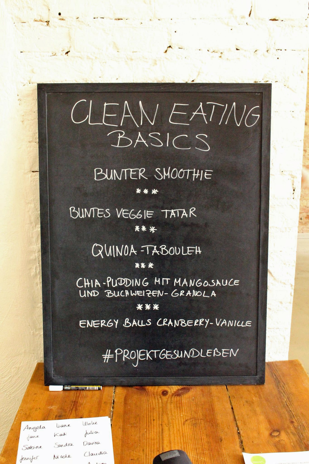 Clean Eating Basics Workshop10