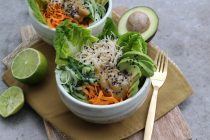 Rezept: Summer Roll Bowl