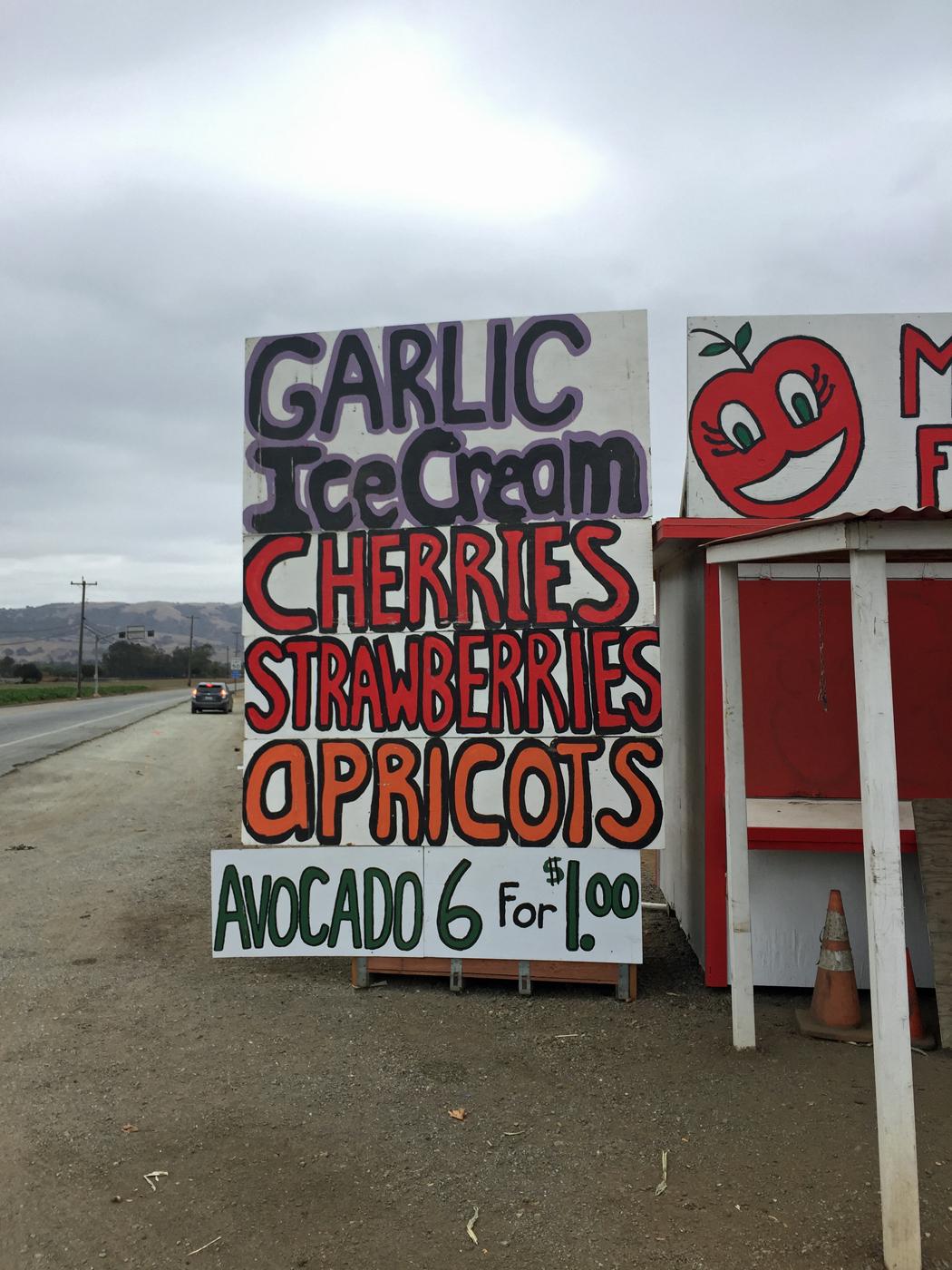 garlic-icecream