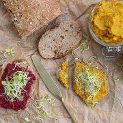 Rezept: Haferflocken-Brot mit Buttermilch