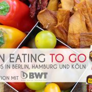 CLEAN EATING TO GO - Mein neuer Workshop 2018 in Berlin, Hamburg & Köln