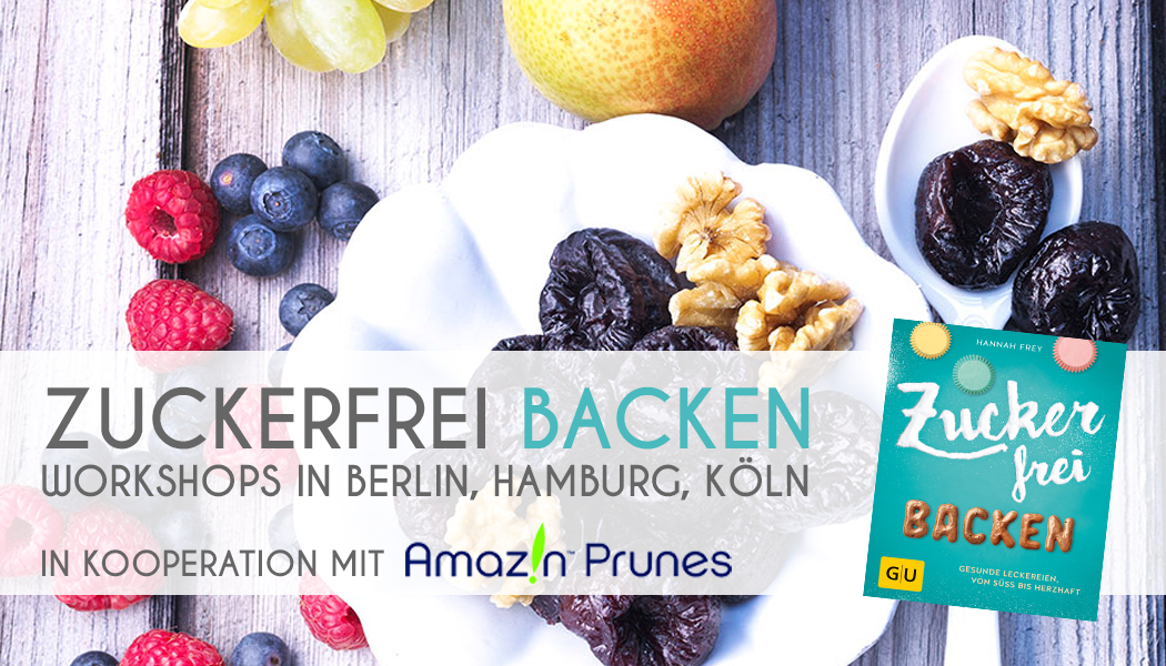 Zuckerfrei backen Banner Blog
