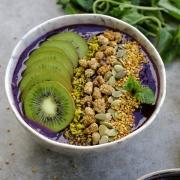 Basic Recipe for a Power Breakfast: Açaí Bowls