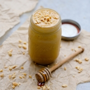 Rezept: Honey Roasted Peanut Butter
