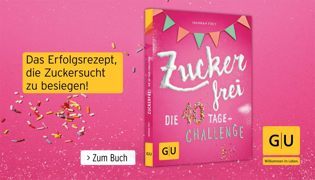 Zuckerfrei Banner