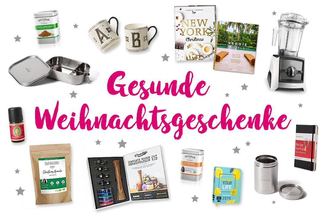 Gift Guide - Gesunde Weihnachtsgeschenke + Gewinnspiel! - Projekt ...