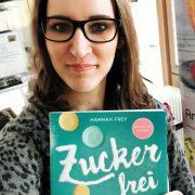"""Mein neues Buch ist da: """"ZUCKERFREI BACKEN""""! {GEWINNSPIEL}"""